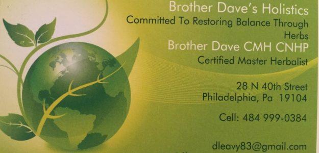 Brother Dave's Holistics